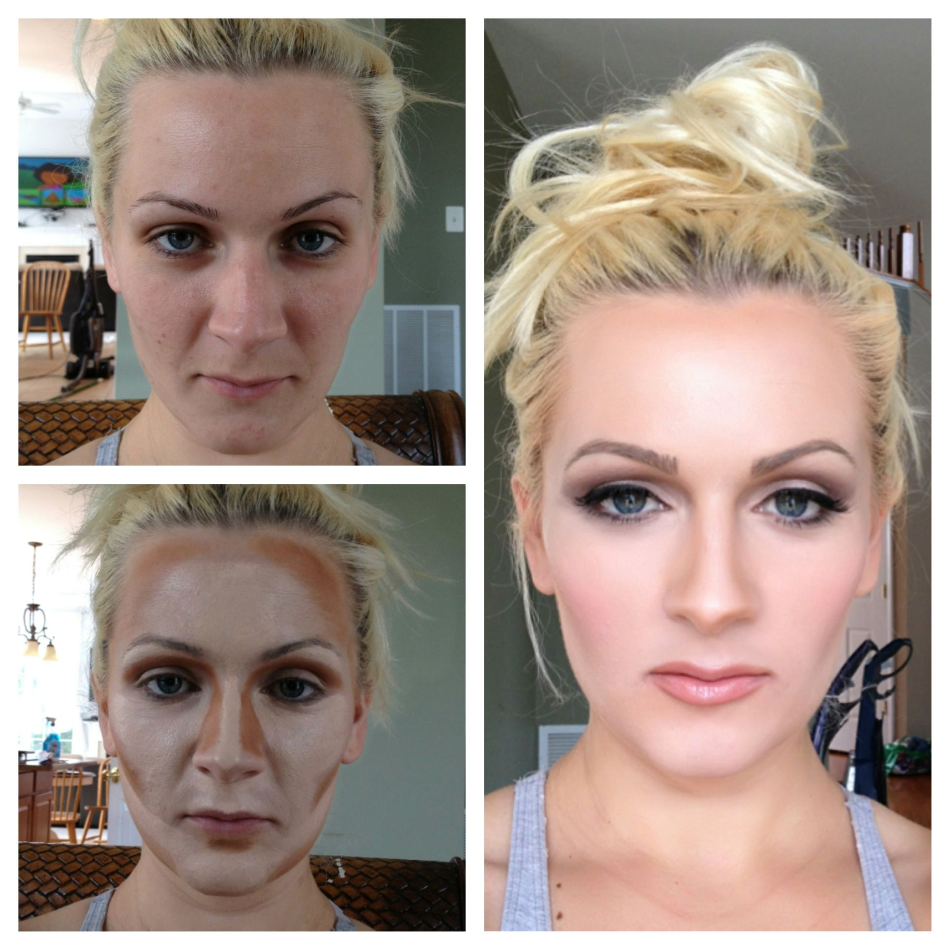 contour makeup before and after. contouring. makeup. before and after. www.facebook.com/sasartistry www contour makeup after o