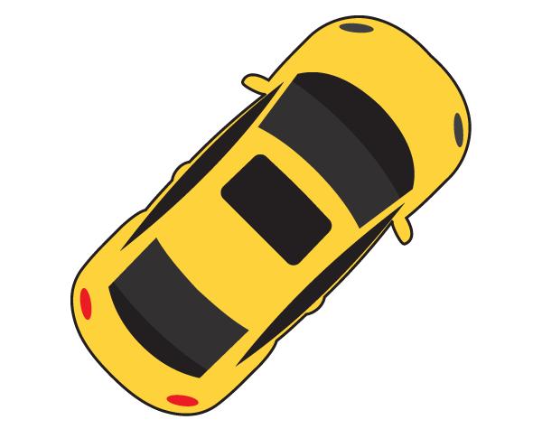 Car Top View Vector Free In 2021 Car Top View Car Icons Car Cartoon