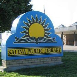 Photo Of Salina Public Library Salina Ks United States Public Library Salina Public