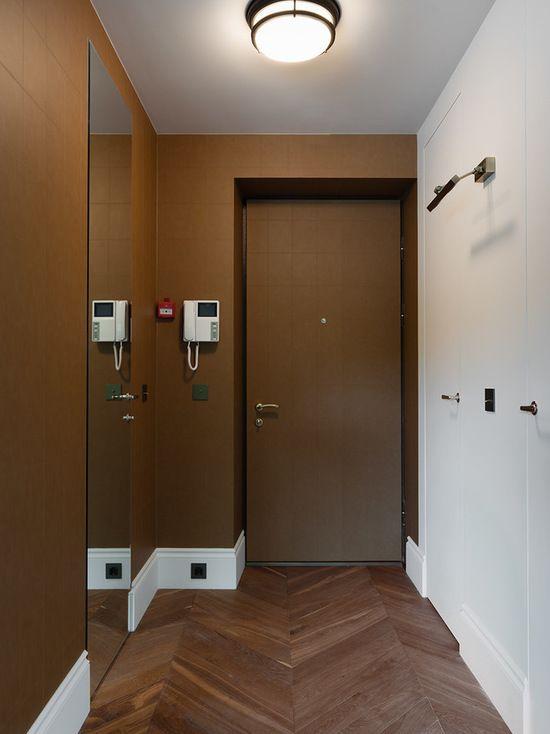 Малогабаритные прихожие в коридор | Небольшие пространства ...