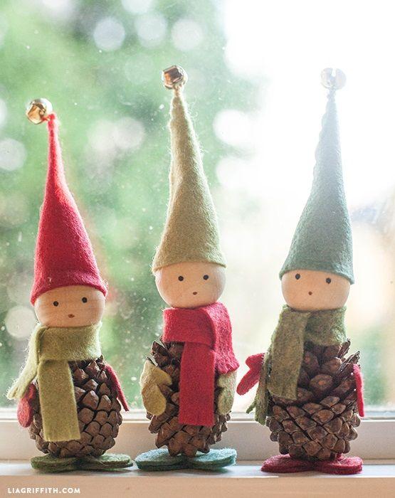 Lutins De Noel à Fabriquer Comment fabriquer de magnifiques lutins à partir de cocottes de