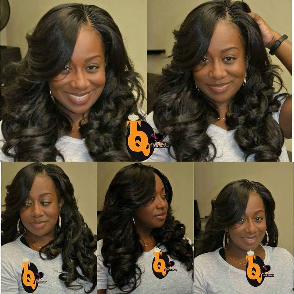 Hair Salon Hairstyles: T-QUEEN HAIR SALON Is The Best Salon Around ! We Have