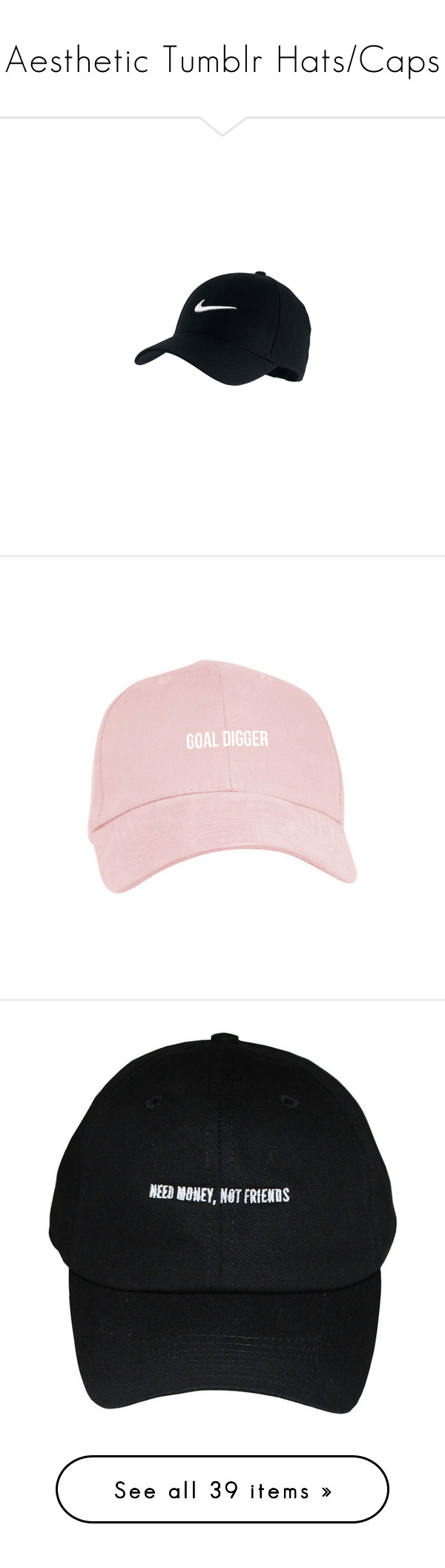 Aesthetic Tumblr Hats Caps Outfits With Hats Trendy Hat Hat Hairstyles