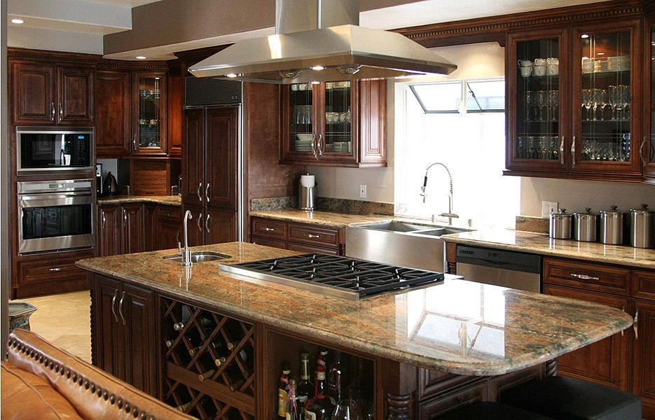 From $1930 for 10X10 Kitchen   Maple kitchen cabinets ...