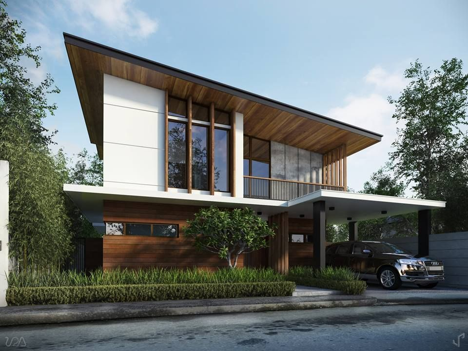 10 Super Genius Diy Ideas Modern Roofing Material Roofing Ideas Country Cottages Aluminum Patio Roofing Facade House Modern Tropical House Architecture House