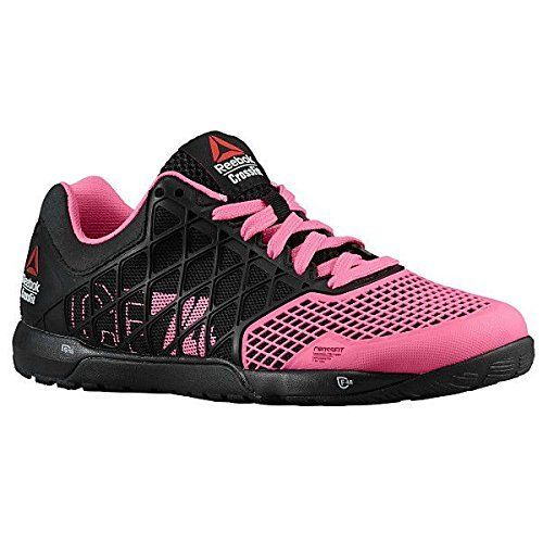 Reebok Womens Crossfit Nano 40 Training Sneakers in High VIS
