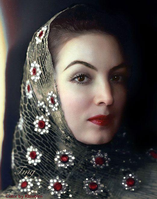 Vintage-Schauspielerinnen Gefickt