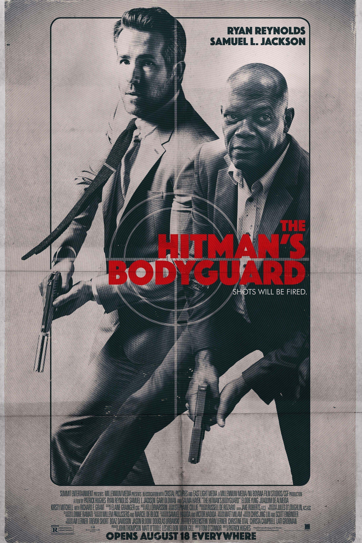 The Hitman's Bodyguard 영화 포스터, 영화, 포스터