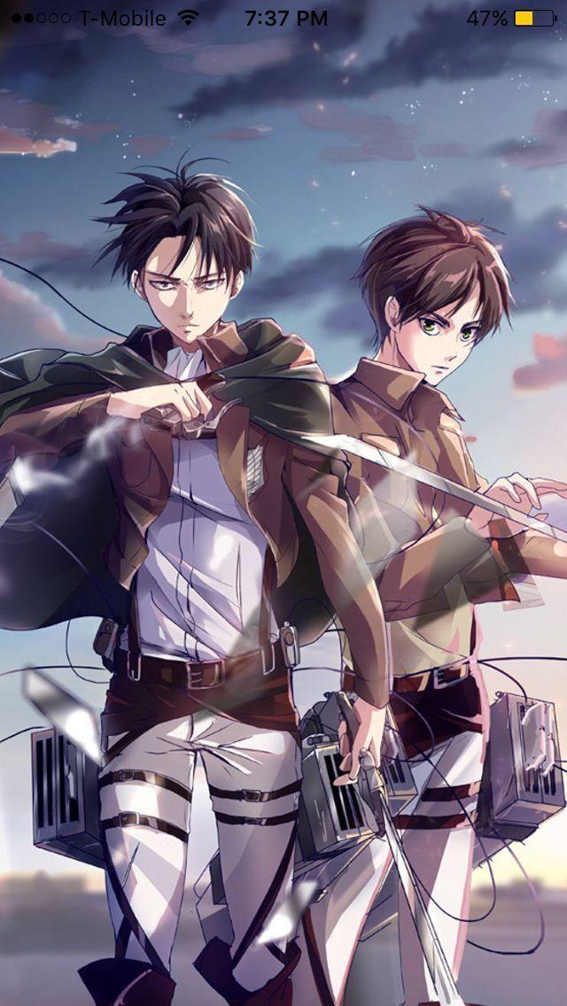 「Anime」おしゃれまとめの人気アイデア|Pinterest|Alyzkun リヴァイ かっこいい, 進撃の