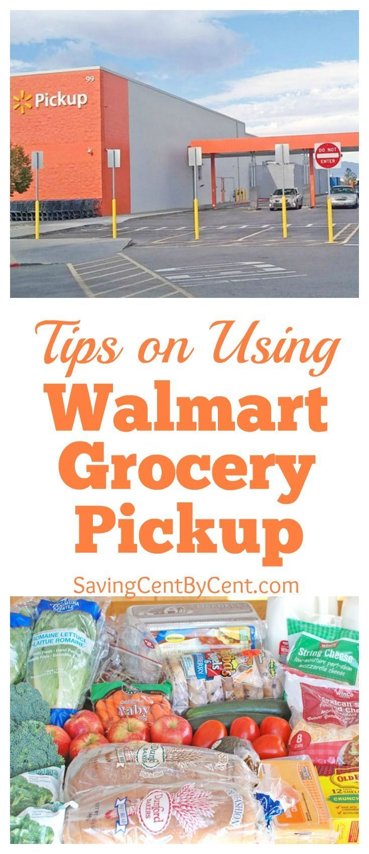 Tips on Using Walmart Grocery Pickup + 10 Off Your First