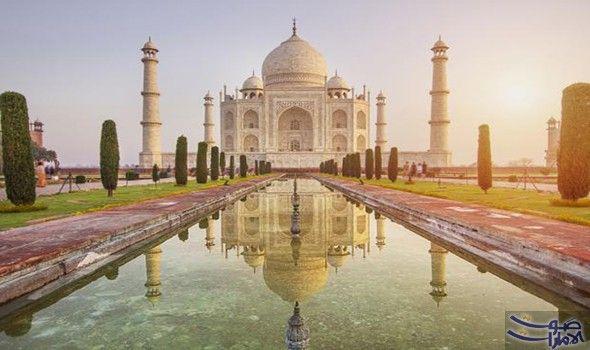 استبعاد أبرز عجائب الدنيا السبع من كتيب السياحة والهنود يسخرون على تويتر يمثل ضريح تاج محل في الهند و Most Beautiful Places Places To Travel Places To Visit