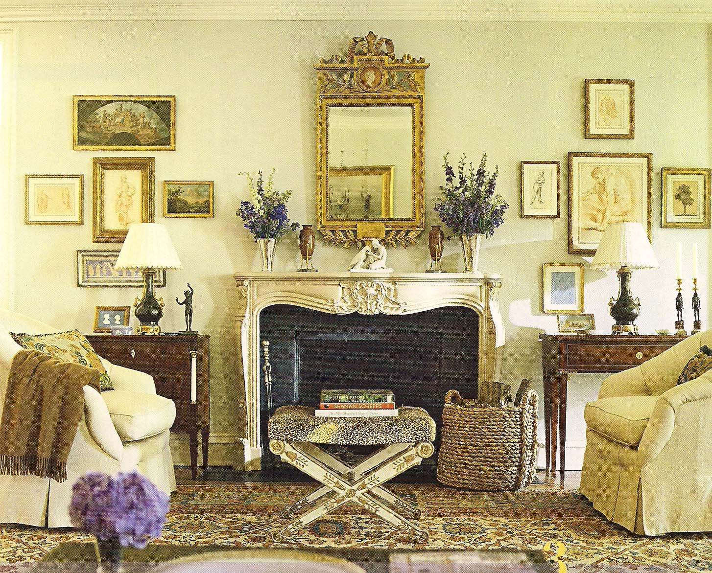 symmetry in art | For the Home | Pinterest | Interiors, Southern ...