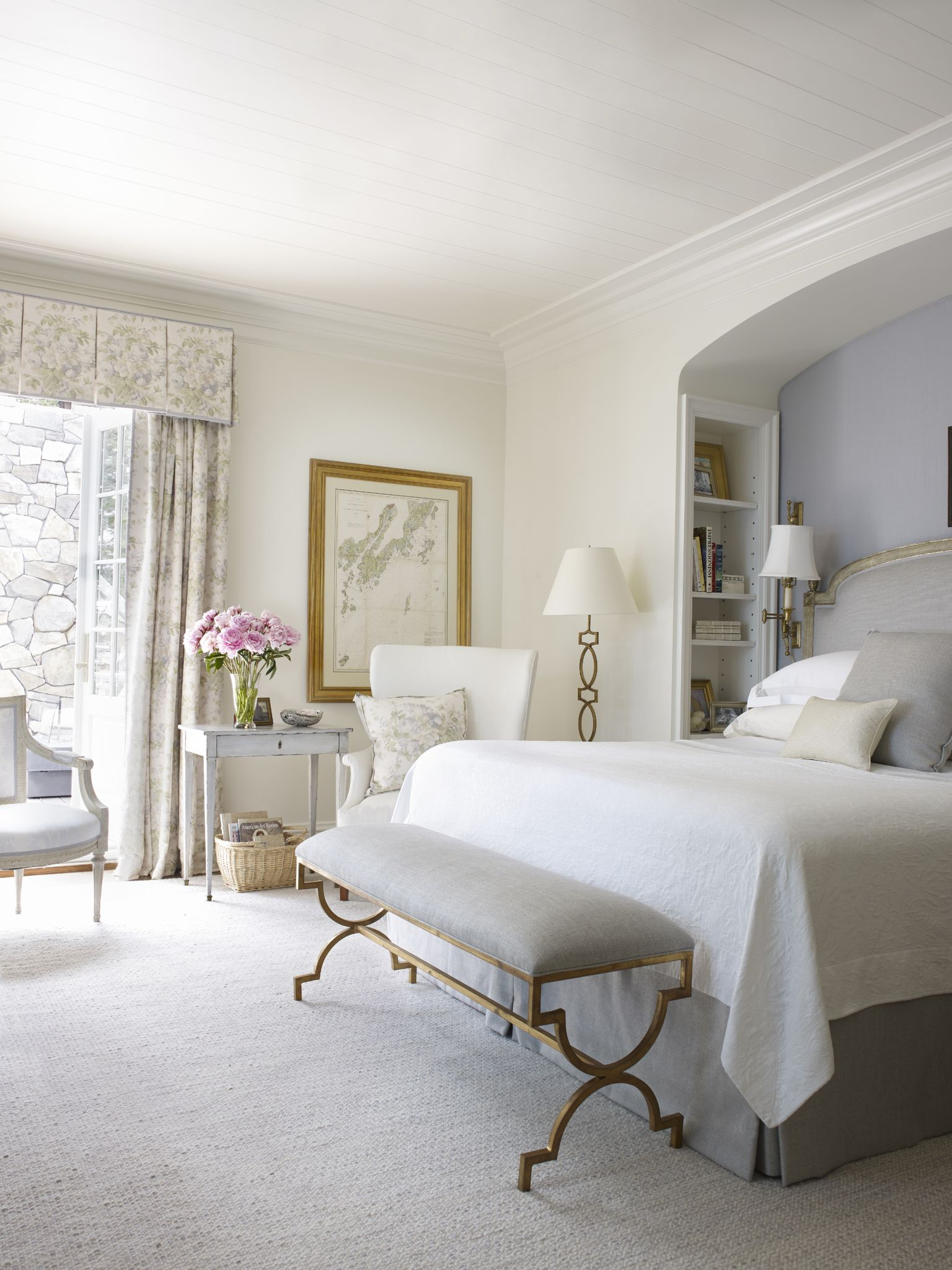 Interior Designer Suzanne Kasler Sophisticated Simplicity Home