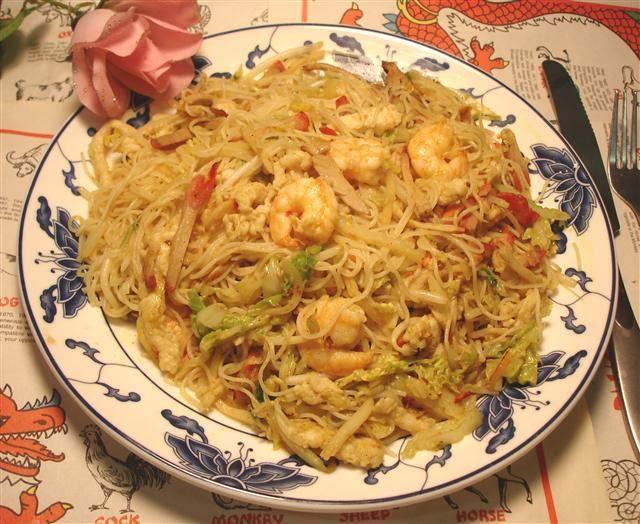 shrimp meifun  mei fun recipe chinese mei fun recipe