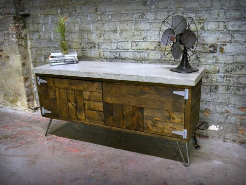Industrial-Cool Home Decor Items | Home + Garden | PureWow National ...