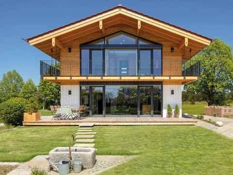 ▷ Musterhaus Liesl Regnauer Hausbau