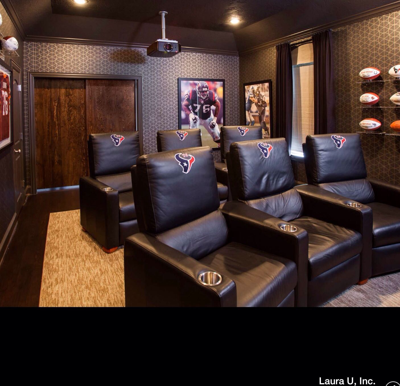 Your Very Own Houston Texans Room