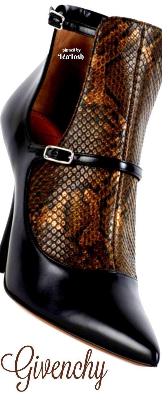 ❇Téa Tosh❇ Givenchy #givenchyshoeshighheels | Shoes, Shoe