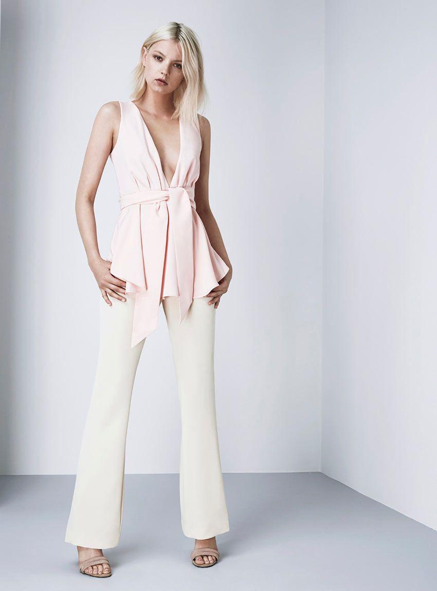 Finders Keepers Collide Top – Pink