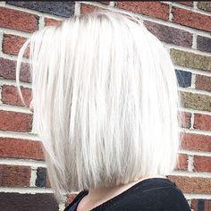 1000+ ideas about White Blonde Bob on Pinterest – Rachel C