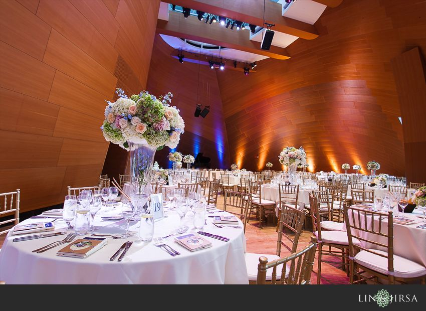 Walt Disney Concert Hall Wedding