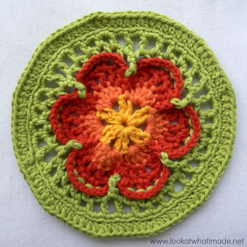 Sophies Mandala Round 8 Complete Sophies Mandala   Part 1  {Small}
