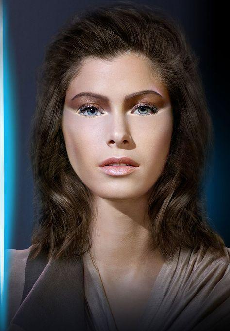 NEONSCOPE - 6 Covergirl Makeup Looks for Star Wars