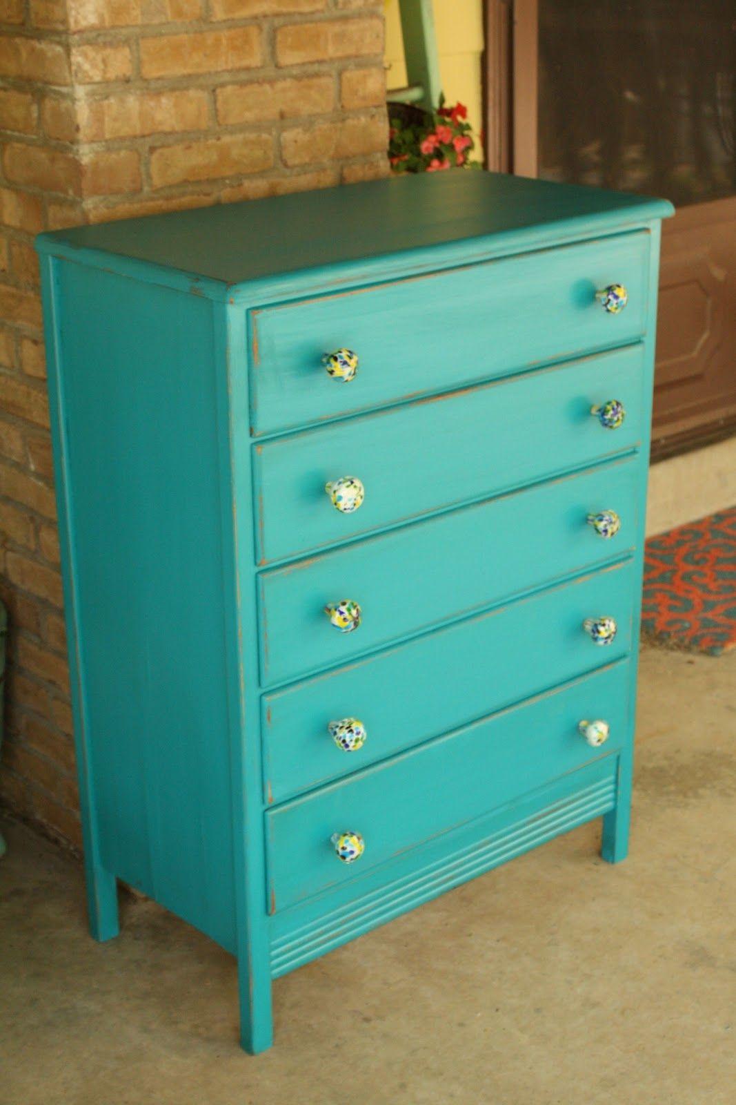 Funky Dresser Drawer S