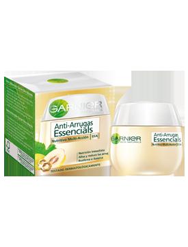 Cuidado Anti-Arrugas Nutritivo Vitaminado Día