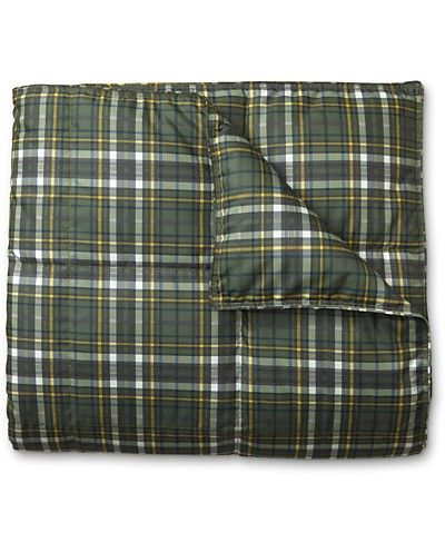 Oversized Plaid Down Throw Blanket   Eddie Bauer, Valley West Mall for the Holidays!