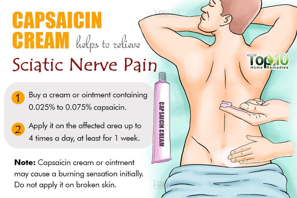 home treatment for sciatica