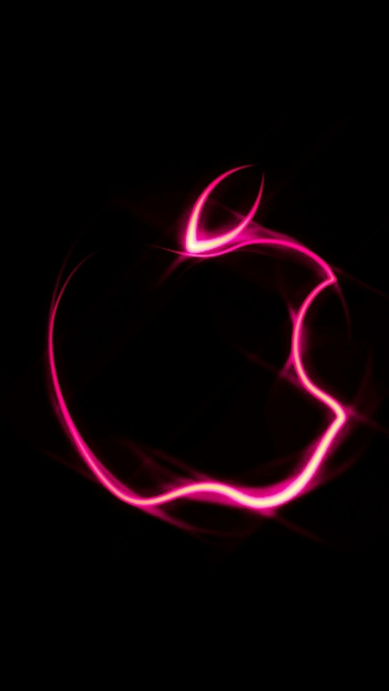 iphone 6 retina wallpaper Apple logo wallpaper