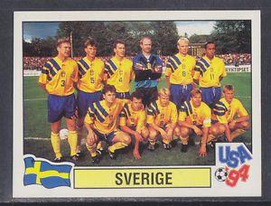 USA N FIGURINA CALCIATORI PANINI USA /'94 WORLD CUP 32