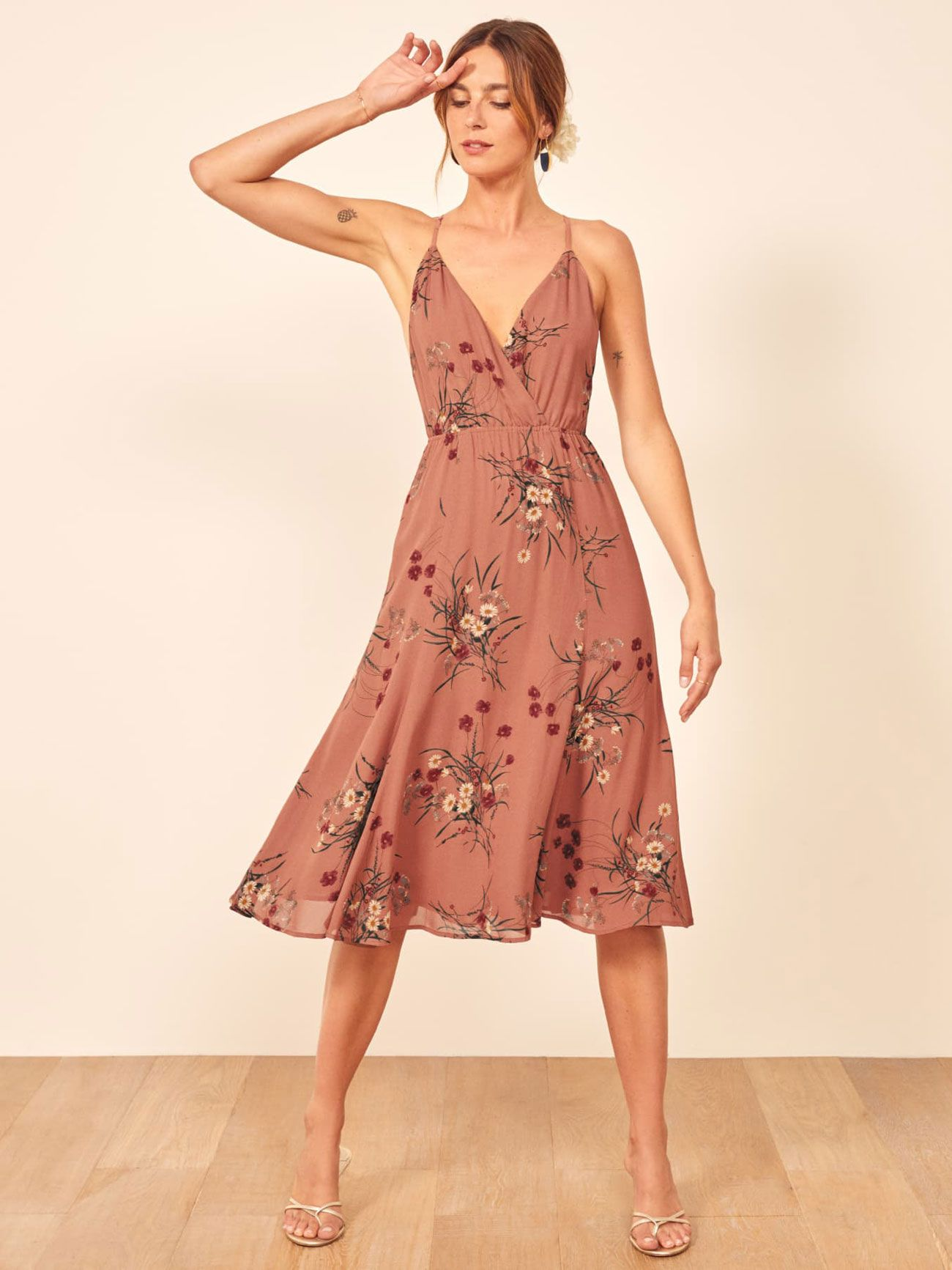 What To Wear 15 Autumnal Dresses For A Fall Wedding Dresses To Wear To A Wedding Dresses Tori Dress