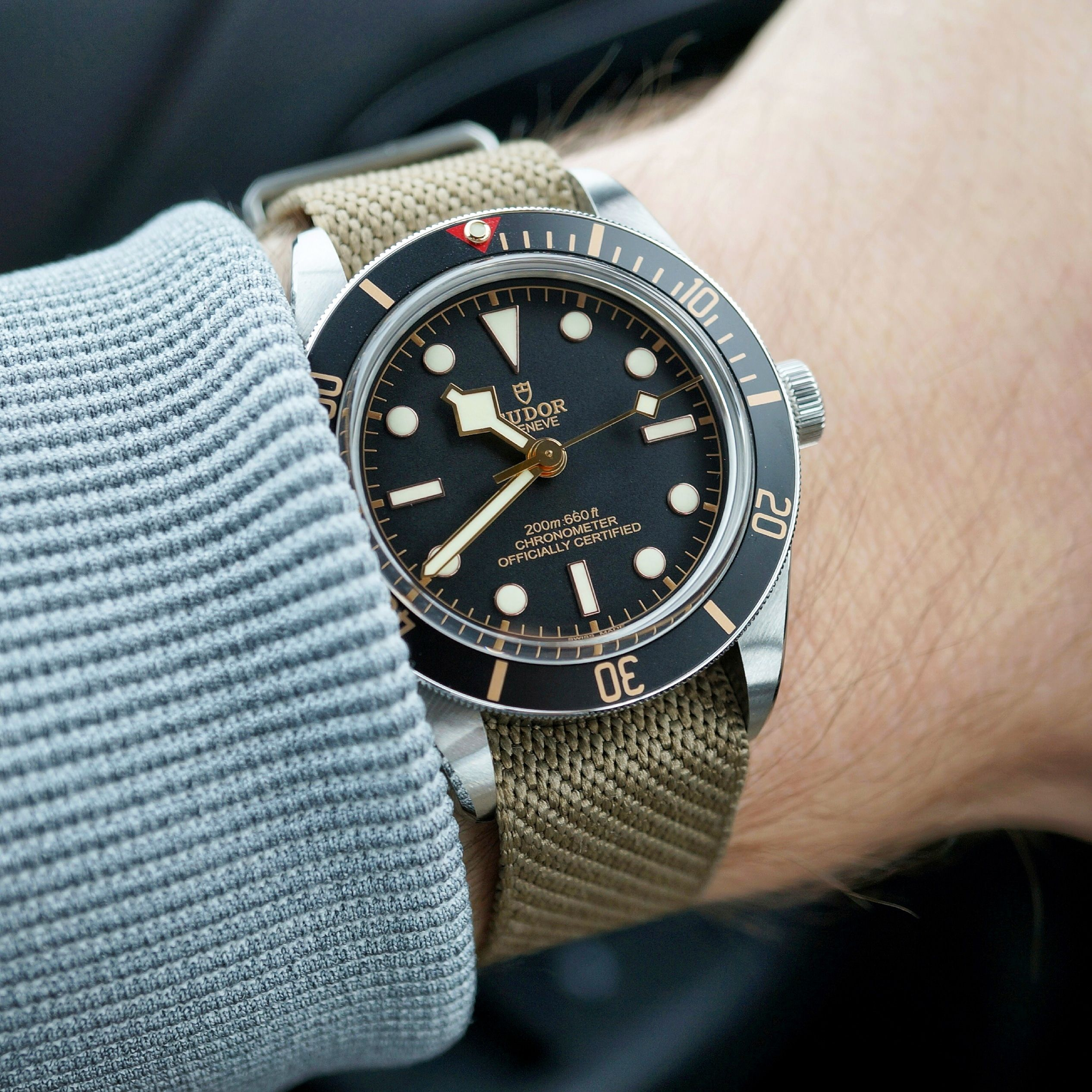 [Tudor] Black Bay 58 finally on the wrist! Watches for