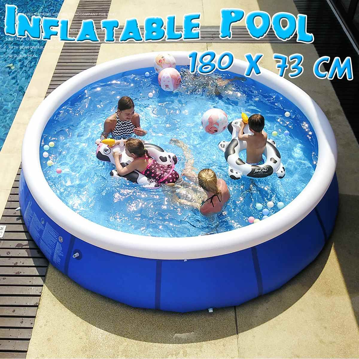Heavy Duty Inflatable Pool For Family Inflatable Pool Pool Inflatable Swimming Pool
