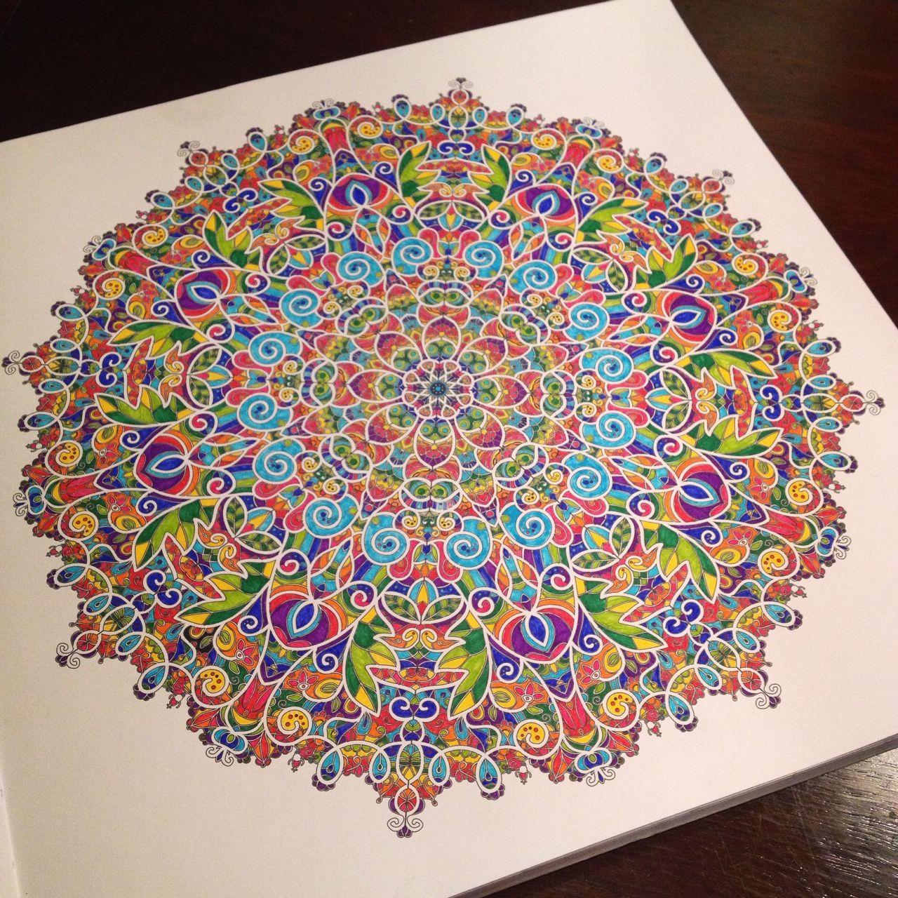 kleuren voor volwassenen mandala zoeken mandala