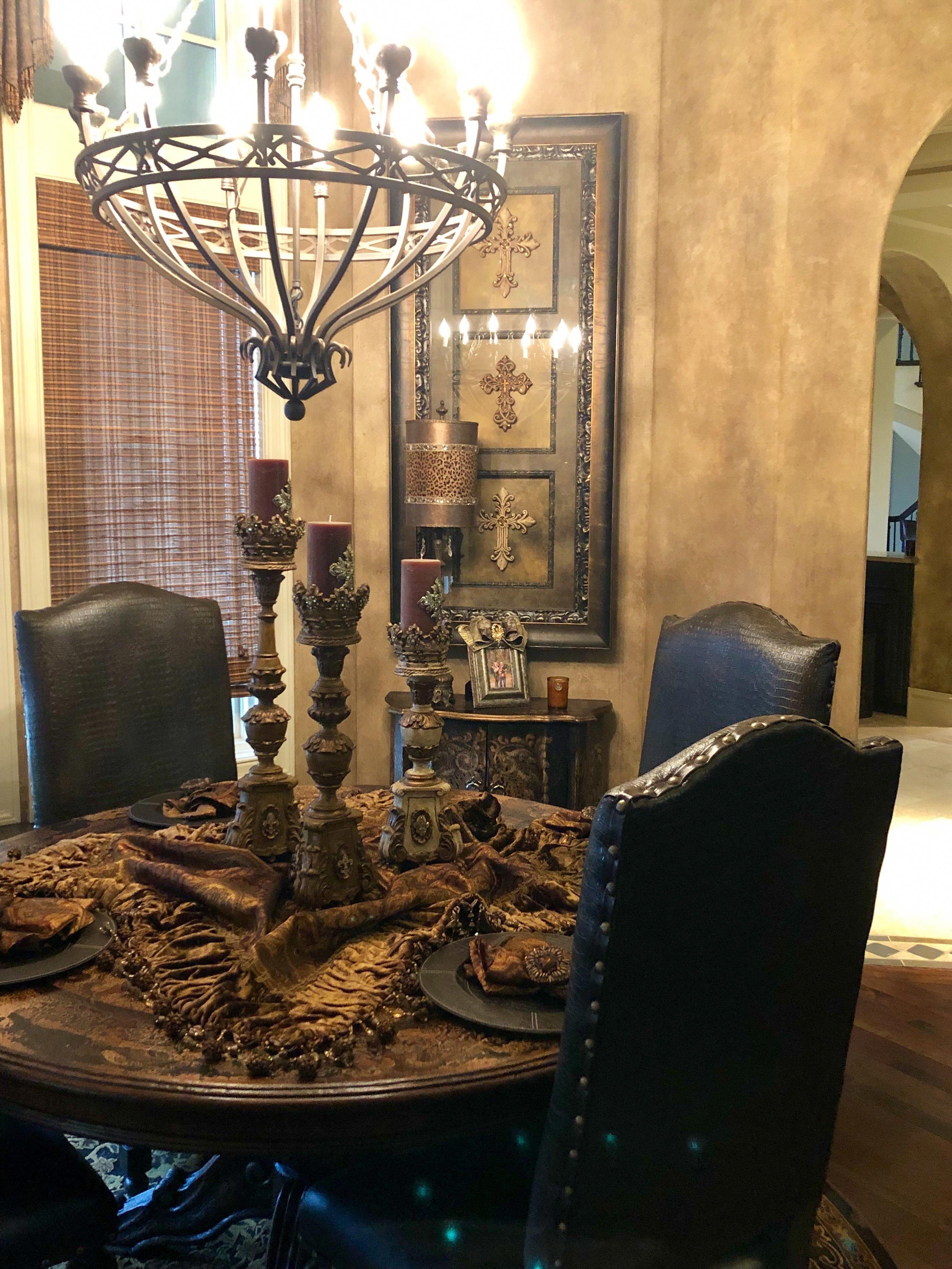 Shop Www Crownjewel Design Old World Tuscan Style Handpainted