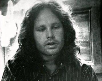 Last photos of Jim Morrison, Paris 1971 © Hervé Muller