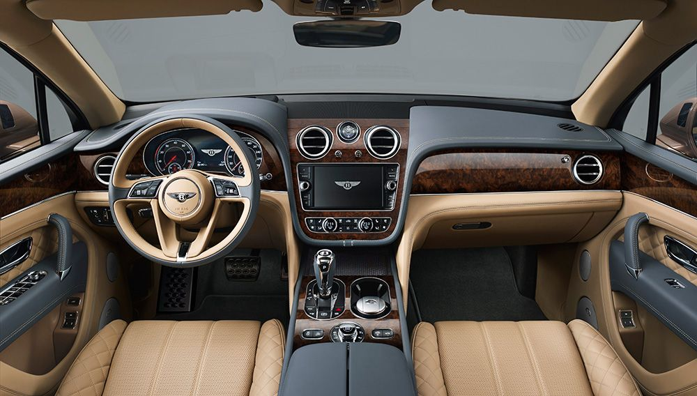 2017 Bentley Bentayga Is The Featured Model Interior Image Added In Car Pictures Category By Author On Apr