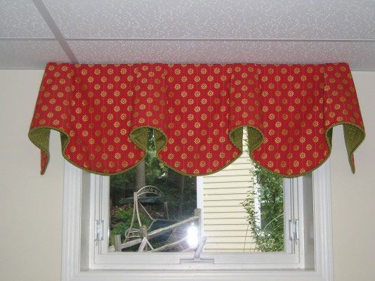 M Fay Patterns Welcome Curtain Ideas Pinterest
