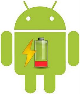 Tips dan Trik Menghasilkan Uang Dollar dan Pulsa dari Android : MASALAH PADA BATERAI SMARTPHONE ANDROID