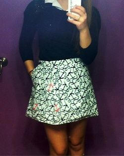 skirt. outfit. preppy outfit