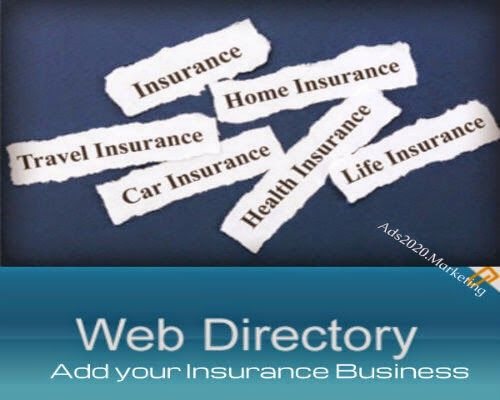 Insurance Directories Top 20 Insurance Agent Directory Listing