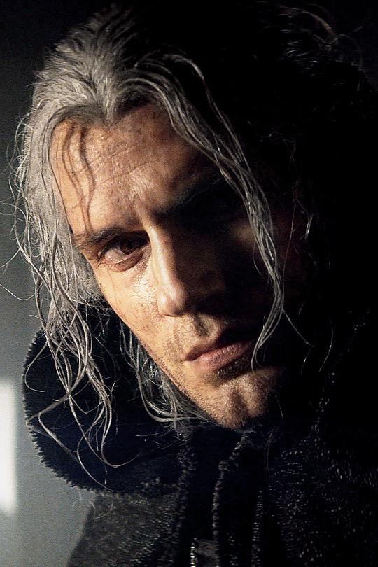 Henry Cavill Henry Cavill As Geralt Of Rivia The Witcher The Witcher Geralt Of Rivia The Witcher Books