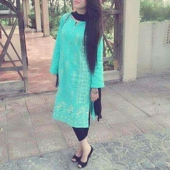 Pakistani simple girl This Muslim