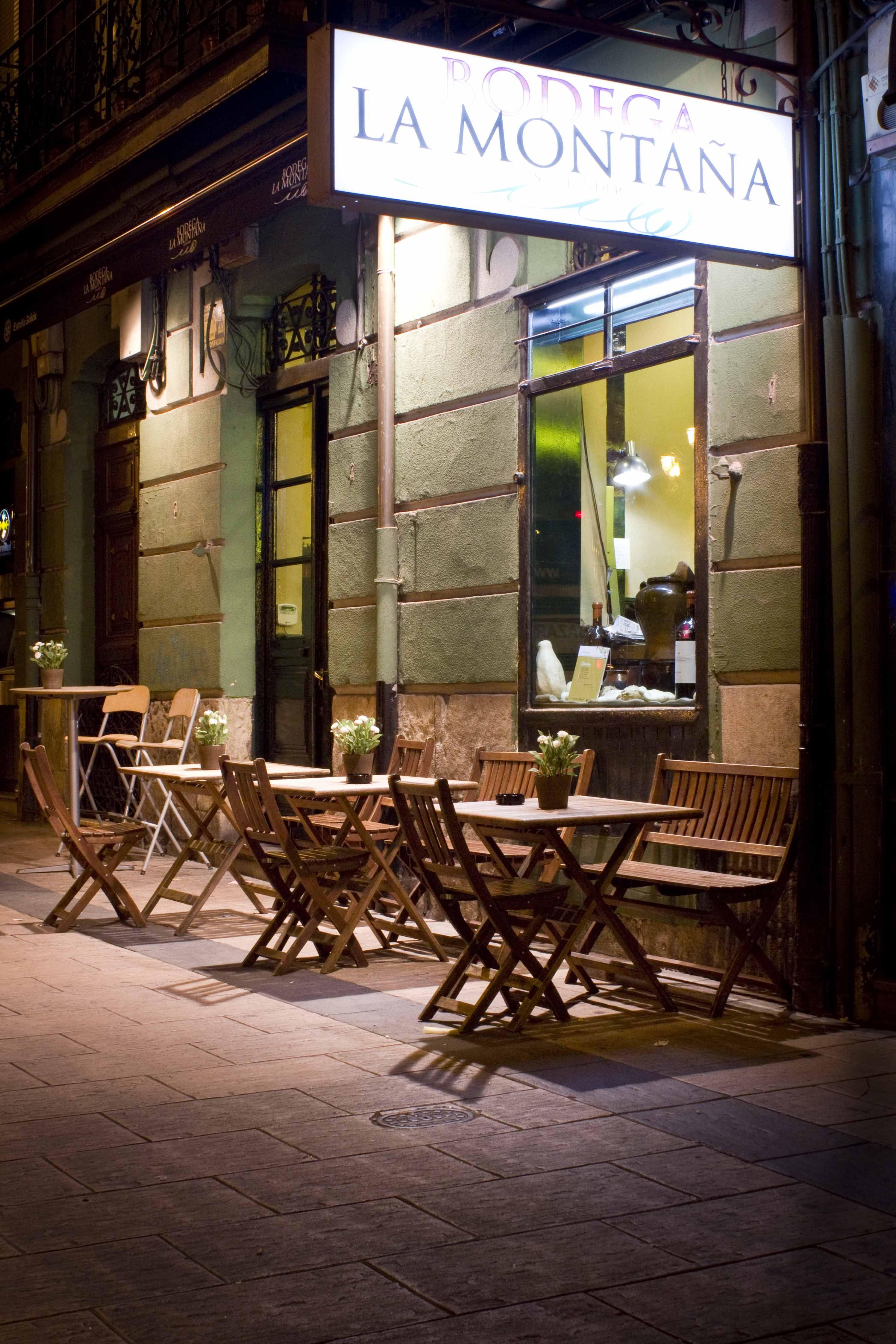 Restaurante Bodega La Monta A Santander Spain Restaurantes  # Muebles Hoznayo Horario