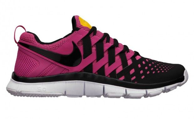 Livestrong x Nike Free Trainer 50 BlackPink