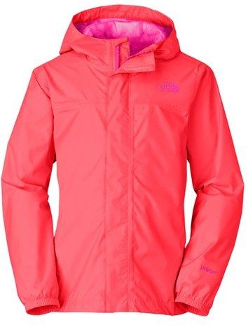 b7bb6d2ad6bd The North Face  Zipline  Rain Jacket (Little Girls   Big Girls ...