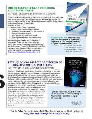 psychological aspects of cyberspace barak azy